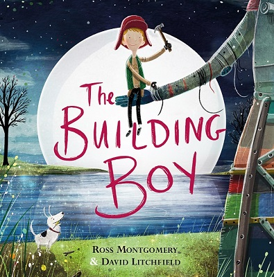 Building Boy cover