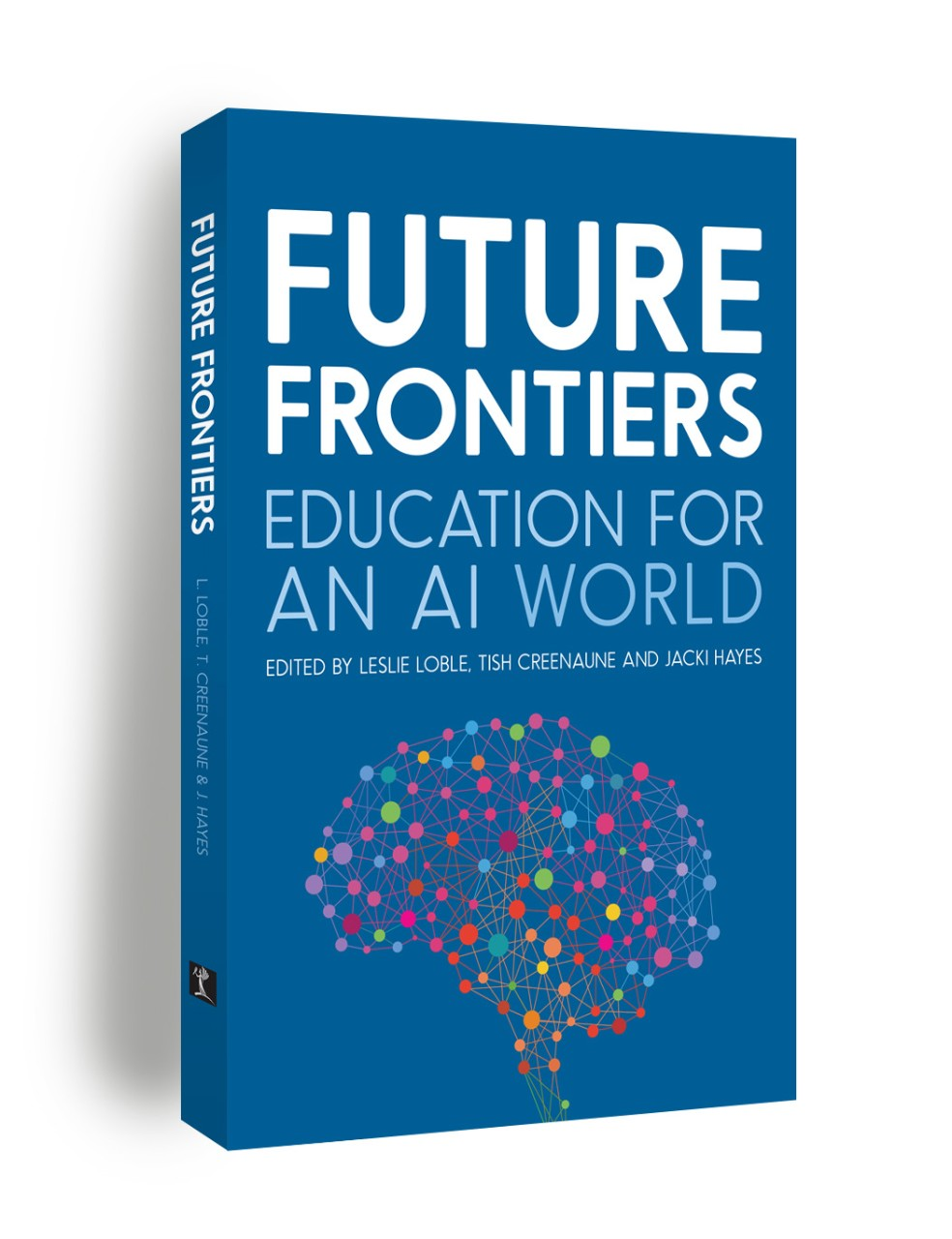 Book cover - Future Frontiers: Education for an AI World