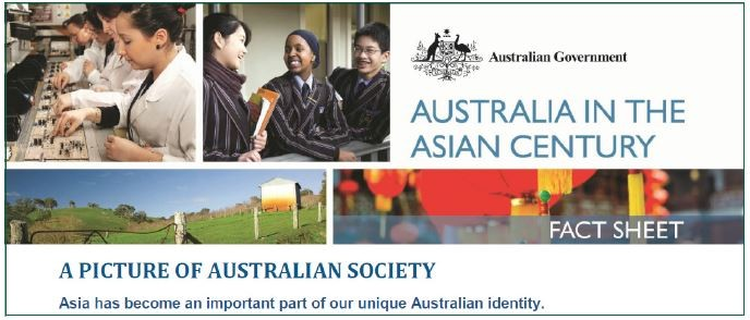 A picture of Australian society fact sheet