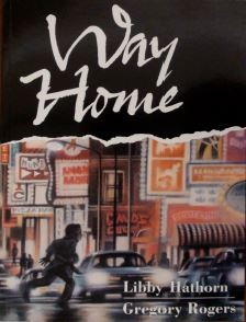 Book cover: Way Home