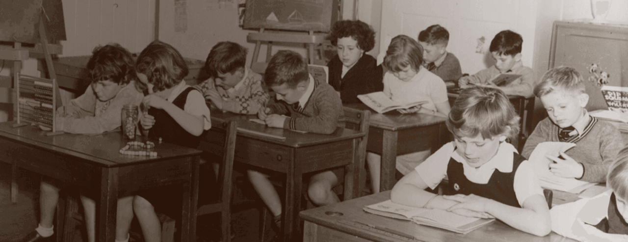 Students from the 1960s