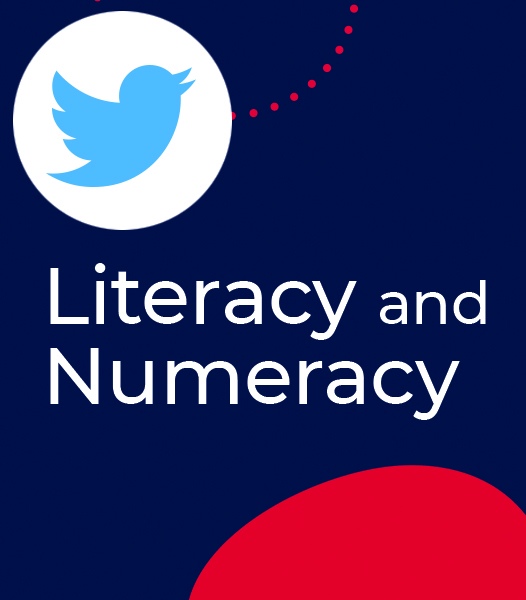 Literacy and Numeracy Twitter