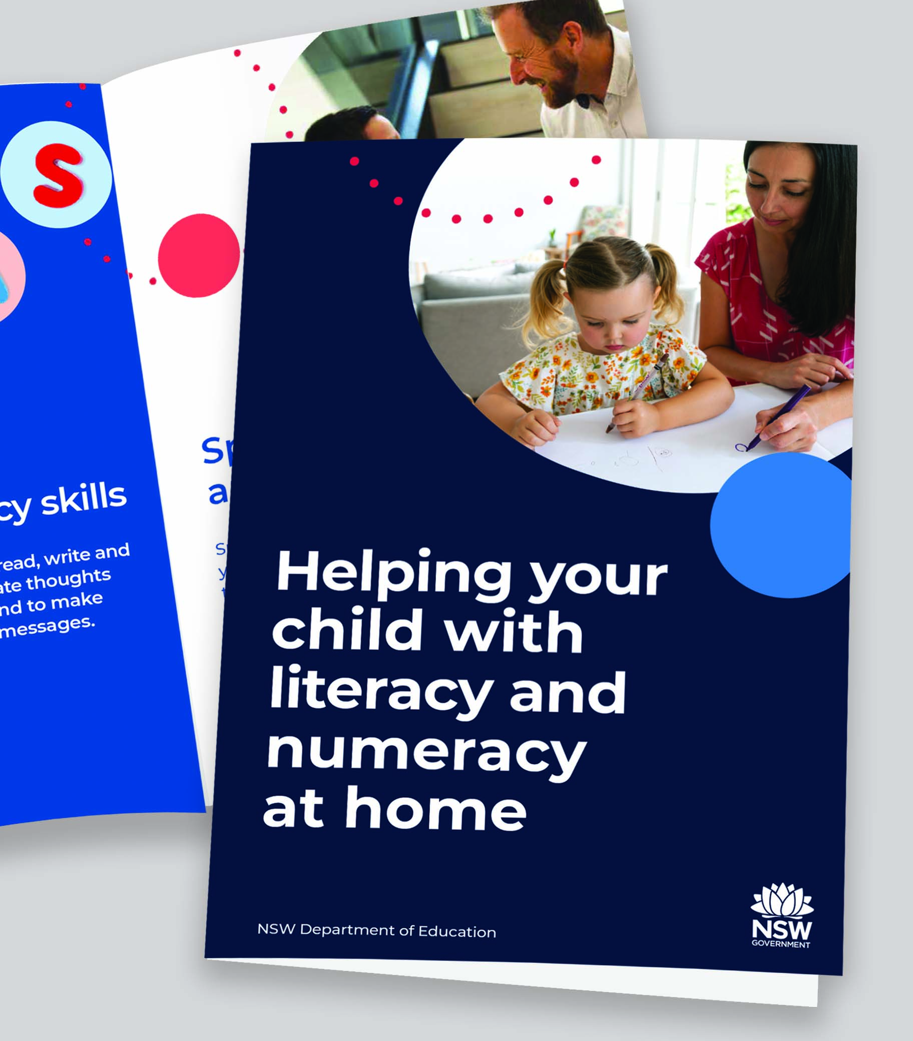 Helping your child with literacy and numeracy at home booklet