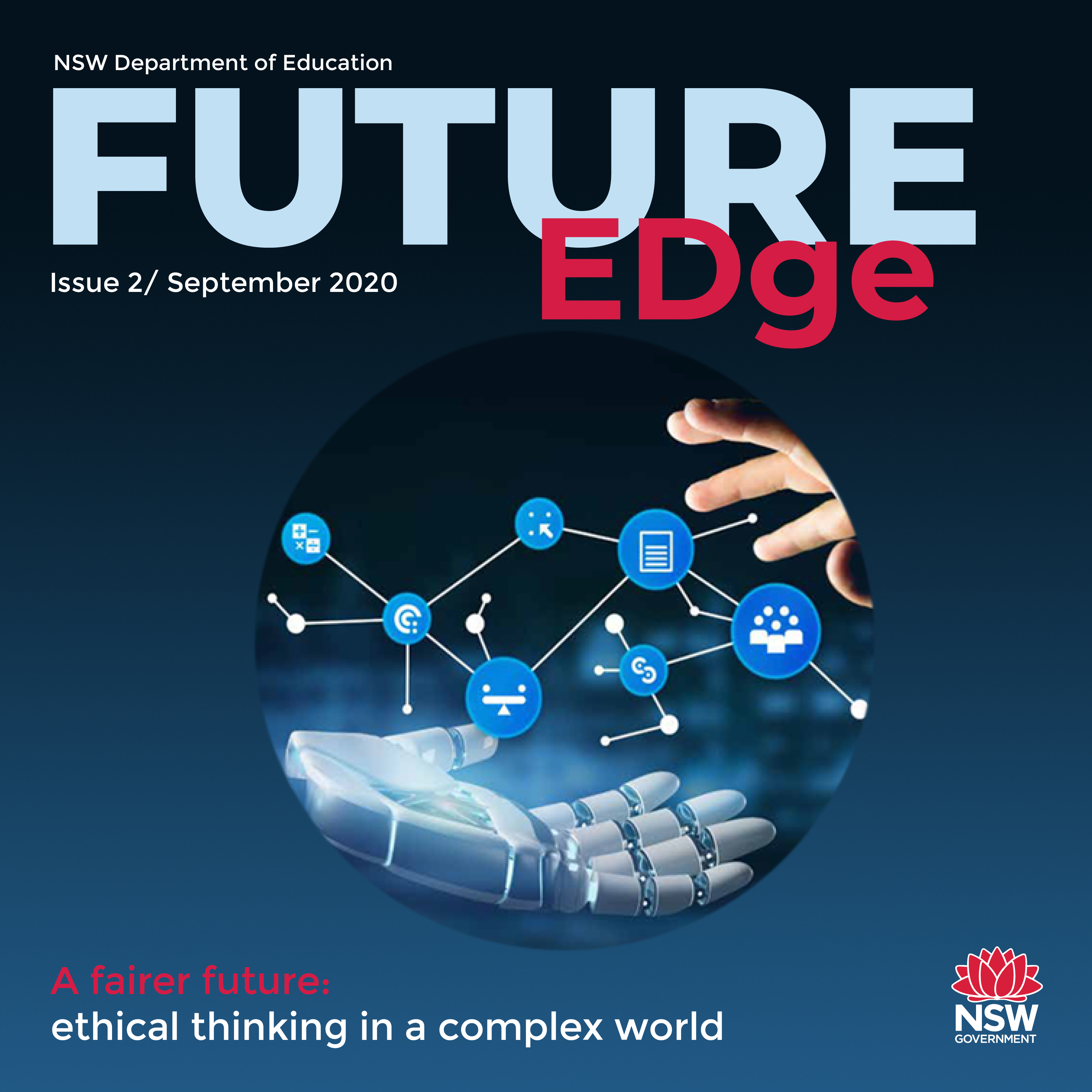 Future EDge issue 2 cover