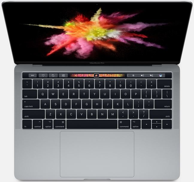 Apple MacBook Pro 13 inch 3.1GHz with touch bar